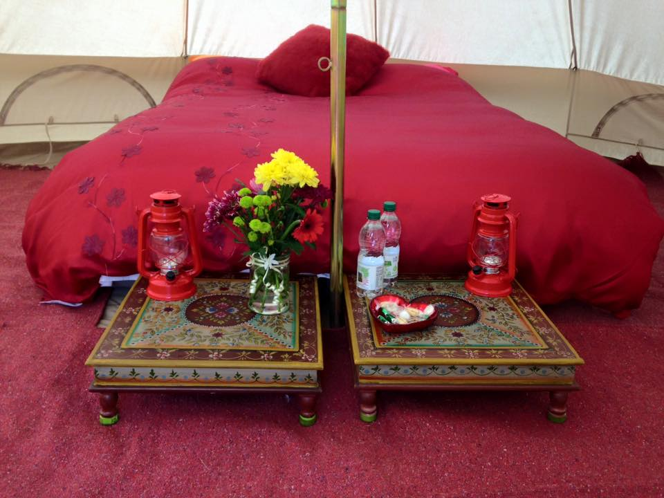 Bell Tent Luxury & Bell Tents | ReadyTentHire